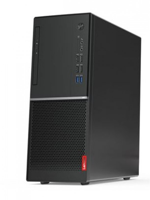 Lenovo V530T Intel Core i3-8100 Processor (6M Cache 3.60 GHz) 4GB DDR4-2666 1TB 7200 RPM DVD+/-RW Drive Intel Integrated Graphics Win 10 Pro 64 1 Year Carry-in Warranty (Serial PortParallel PortInternal Speaker)