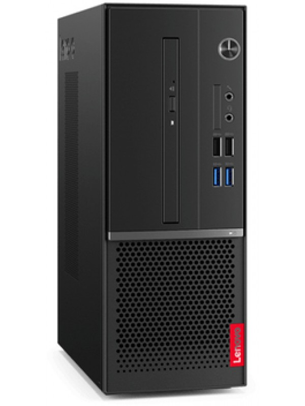 Lenovo V530s SFF Intel Core i3-8100 Processor (6M Cache 3.60 GHz) 4GB DDR4-2400 1TB 7200 RPM 3.5 DVDRW Intel Integrated Graphics Win 10 Pro 64 1 Year Carry-in Warranty (Serial PortParallel PortInternal Speaker)