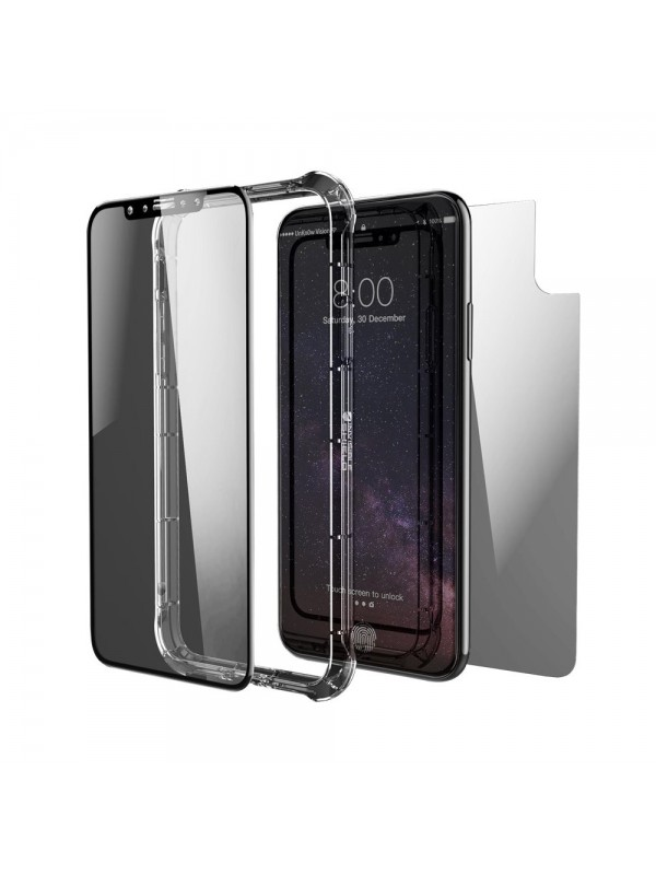 INVISIBLESHIELD GLASS+ CONTOUR 360 IPHONE X