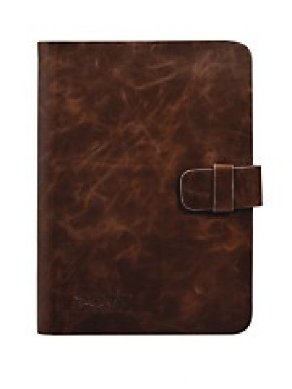 PORT MANILLE TAB CASE 7 BROWN