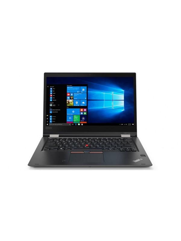 Lenovo ThinkPad X380 Yoga Intel Core i7-8550U 8GB DDR4 Base 512GB SSD PCIe NVMe OPAL2 Intel HD Graphics 13.3'' FHD IPS Multitouch Win 10 Pro 64 Intel 8265 AC 2x2 + BT4.1 LTE N-SCR Y-FPR HW TPM 2.0 720p HD Cam 4 cell 65W ZA KYB BL US English TP Pen ProRJ45