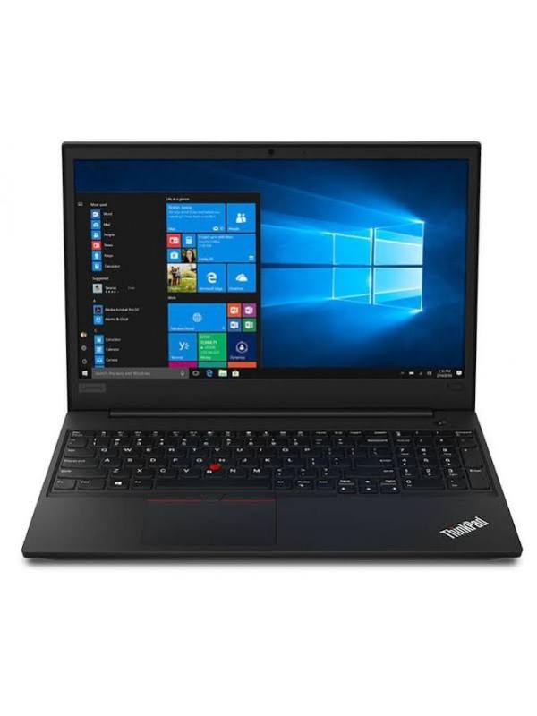 Lenovo ThinkPad E590 Intel Core i7-8565U 8GB DDR4 512GB M.2 2242 PCie NVMe Intel HD Graphics 15.6 FHD IPS AL Win 10 Pro 64 Intel 9260 AC 2x2 + BT4.2 Y-FPR Y-TPM 720p HD Camera 3 Cell 65W USB-C ZA KYB US English w/Num Pad 1 Year Carry-in Warranty