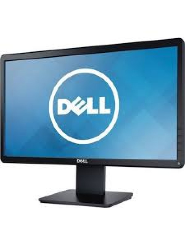 E2016H LED Monitor (1600 x 900) TCO5.0 VGA DP - Tilt (DP Cable included)