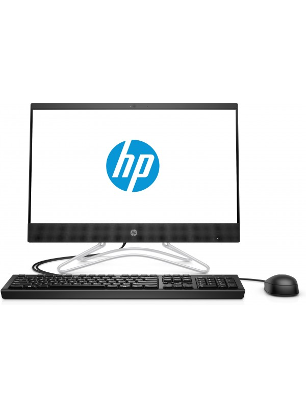 HP 200 G3 AiO Intel Core i5-8250U 4GB DDR4-2133 SODIMM (1x4GB) 1TB HDD 7200 SATA 21.5 FHD NON TOUCH WLED Webcam DVDRW Realtek RTL8821CE-CG 802.11a/b/g/n/ac (1x1) M.2 PCIe Win10 Pro 64bit 64bit 1.1.1 (No downgrade to Win 7 supported)