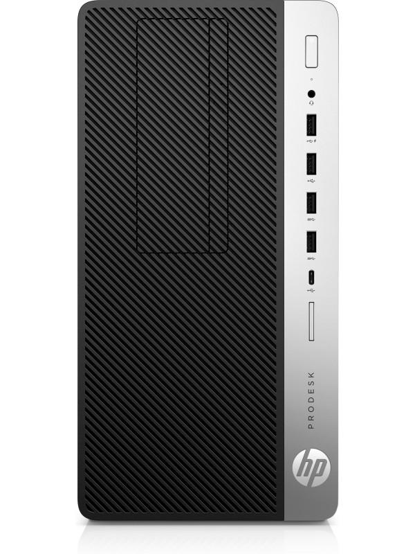 HP ProDesk 600G4 MT Intel Core i5-8500 - 8GB DDR4-2666 DIMM (1x8GB) - 1TB HDD - Slim Supermulti ODD - Win 10 PRO 64bit (No downgrade to Win 7 supported (3-3-3) - AIR