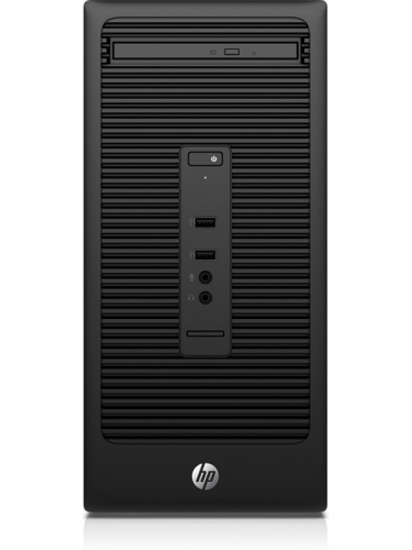 HP 285 MT G3 AMD Ryzen 5 2400G Quad Core 4GB DDR4 2666MHz 1TB HDD 7200 SATA AMD Radeon Vega 11 Graphics DVD+/-RW Win 10 Pr 64-bit 1-1-1 - SEA