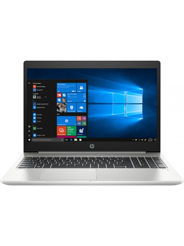 HP ProBook 450 G6 Intel Core i3-8145U 4GB DDR4 2400MHz 1 DIMM 500GB 7200RPM HDD 15.6 High Definition Anti-Glare LED SVA UMA NO OPTICAL DRIVE Intel 9560 AC 2x2 MU-MIMO nvP 160MHz Bluetooth 5 Finger Print Reader Win 10 PRO 64bit (No downgrade to Win 7 suppo