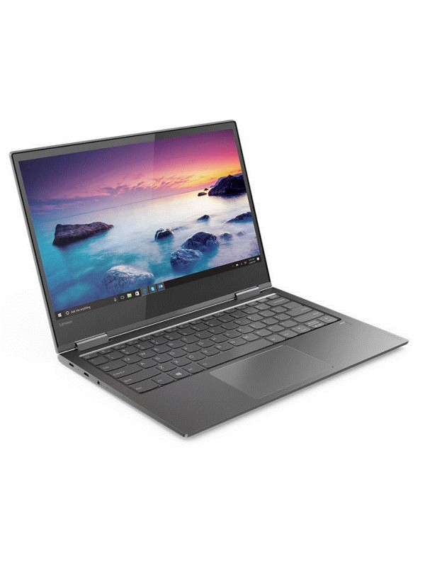 Lenovo Yoga 730 13.3 FHD IPS Anti Glare (1920x1080) 10 Point Multitouch Intel Core i7-8550U 8GB DDR4-2400 Soldered 512GB SSD M.2 PCIe Integrated Intel UHD Graphics 620 11sc 1x1 + BT4.1 Camera 720p Lenovo Active Pen 2 with Battery Windows 10 Home 64 1 Year