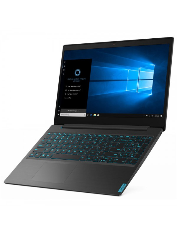 Lenovo IdeaPad L340 Gaming 15.6 FHD (1920x1080) Intel Core i7-9700HU 8GB DIMM DDR4-2400 128GB SSD M.2 2242 PCIeNVMe + 1TB HDD 5400rpm 2.5 NVIDIA GeForce GTX 1650 4GB GDDR5 WIFI 1X1 AC+BT4.1 HD 720P With Single MIC Stereo Speakers 2x1.5W with Dolby Audio 2