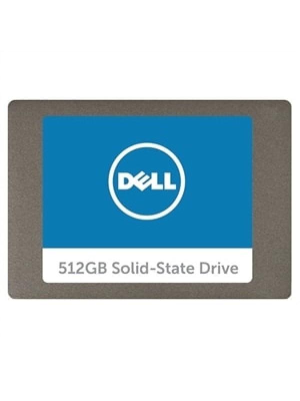 Dell 2.5 512GB SSD SATA Hard Drive