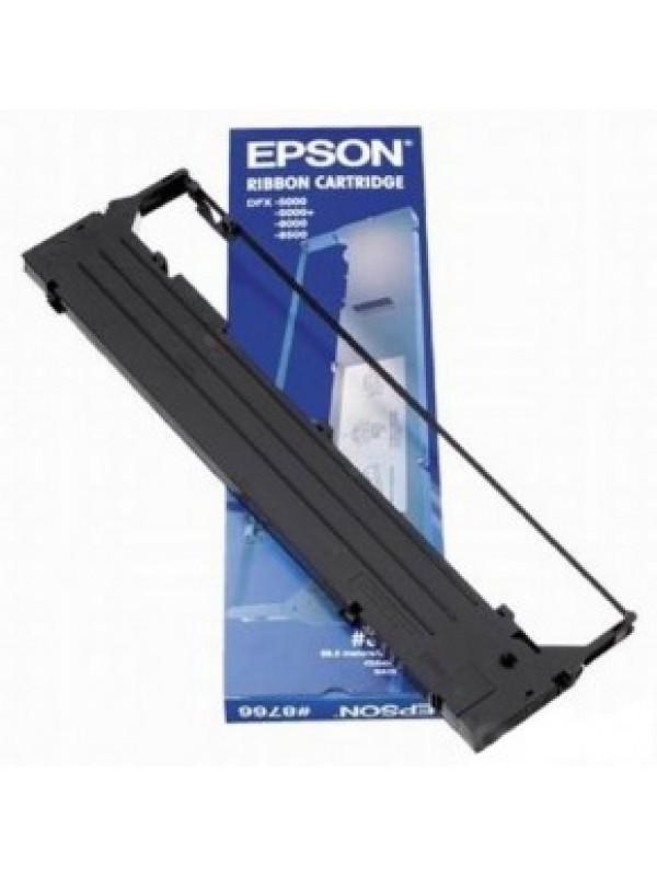 EPSON - RIBBON - 8766 - BLACK - DFX5000 / 5000+ / 8000 / 8500