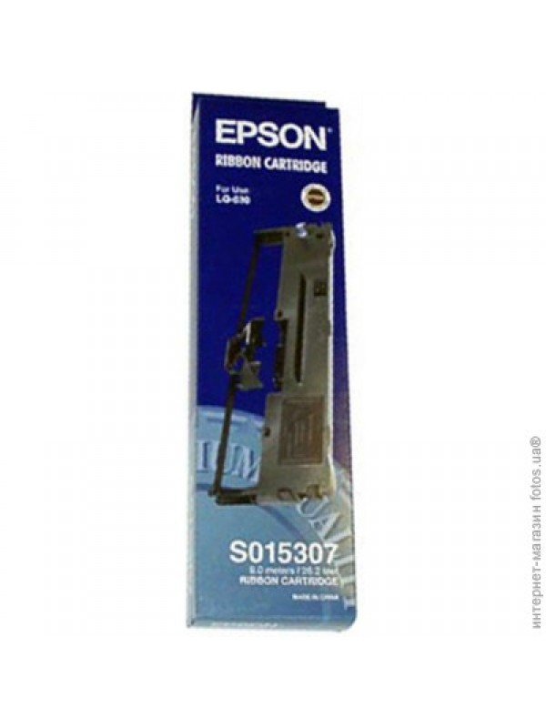 Epson - RIBBON - SIDM Black Ribbon Cartridge for LQ-630