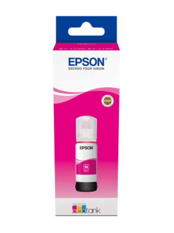 EPSON-103 EcoTank Magenta ink bottle