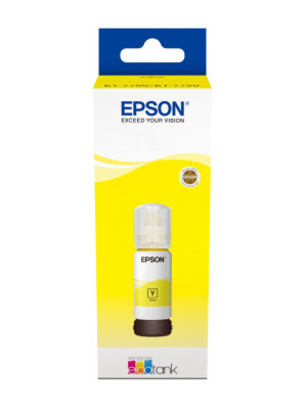 EPSON-103 EcoTank Yellow ink bottle