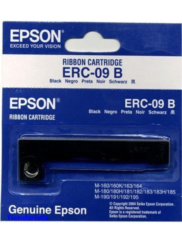 EPSON - RIBBON - ERC9 - BLACK - M160 / 163 / 180 / 185 / 190 / 195