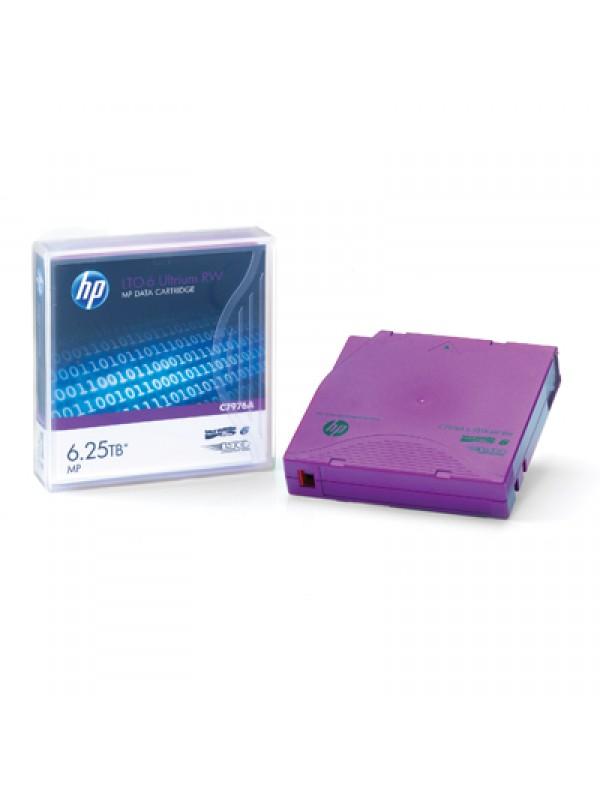 HP LTO-6 Ultrium 6.25TB MP RW Data Tape