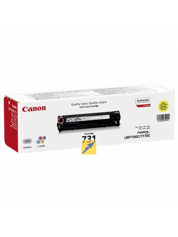 CANON - TONER YELLOW LBP7100CN / LBP7110CW / MF82XX