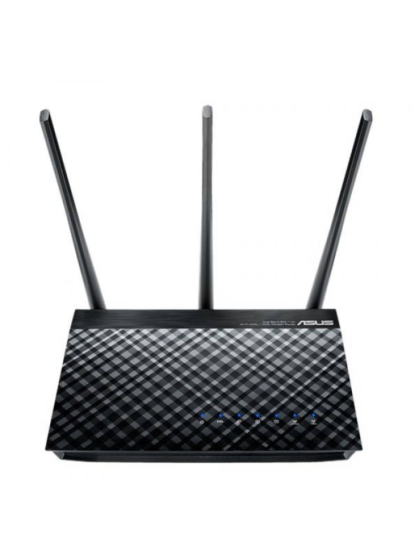 ASUS WI-FI AC51 AC750 DUAL-BAND ADSL/VDSL ROUTER