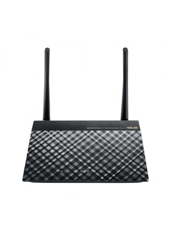 ASUS DSL-N16 N300 Wireless VDSL/ADSL 2+ Modem Router
