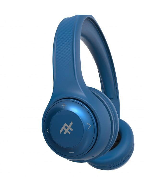 IFROGZ AURORA DJ WIRELESS HEADPHONE - BLUE