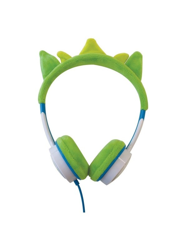 ZAGG - LITTLE ROCKERZ COSTUME - HEADPHONES - GREEN DRAGON