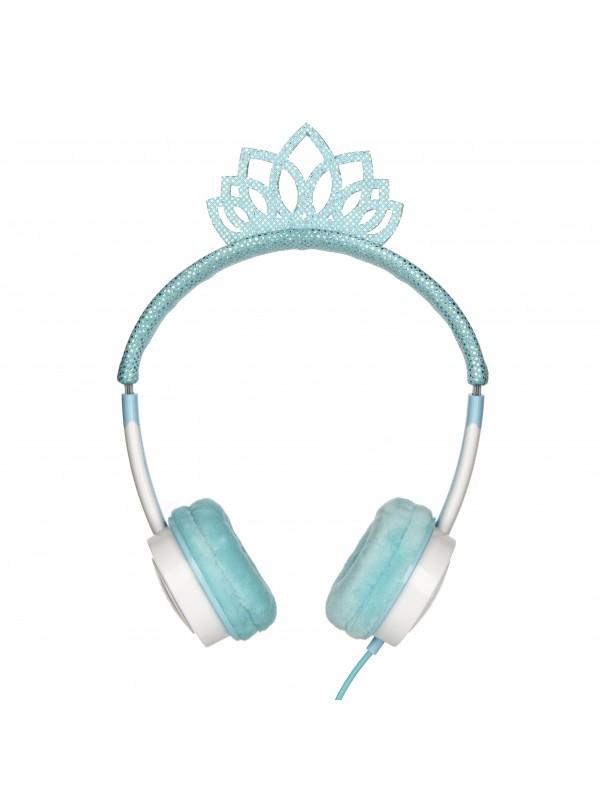 ZAGG - LITTLE ROCKERZ COSTUME - HEADPHONES - ICE PRINCESS TIARA