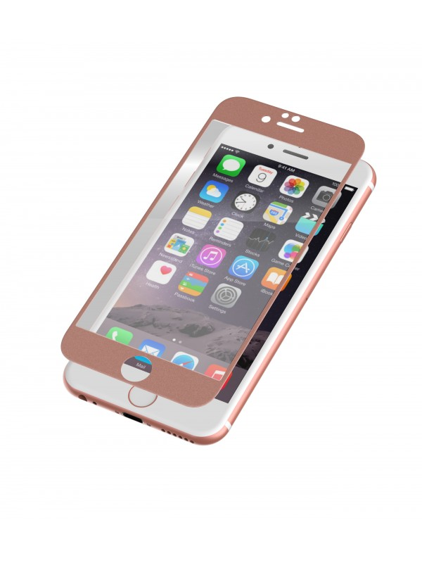INVISIBLESHIELD GLASS LUXE IPHONE 6/6S PLUS - ROSE GOLD