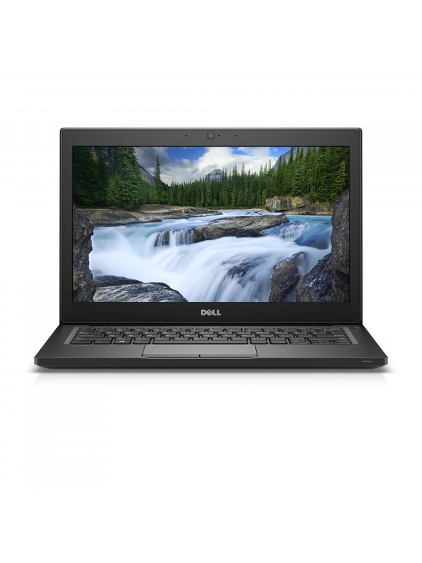 Latitude 7290: Intel Core i5-8350U (1.70Ghz) 12.5 inch HD LCD (1366x768) backlit NonTouch Intel HD 620 Light Sensitive Webcam & Microphone 8GB (1x8GB) 2400MHz DDR4 Memory M.2 256GB M.2 SATA Solid State Drive 4-Cell 65W/Hr Battery Intel Dual Band Wireless-