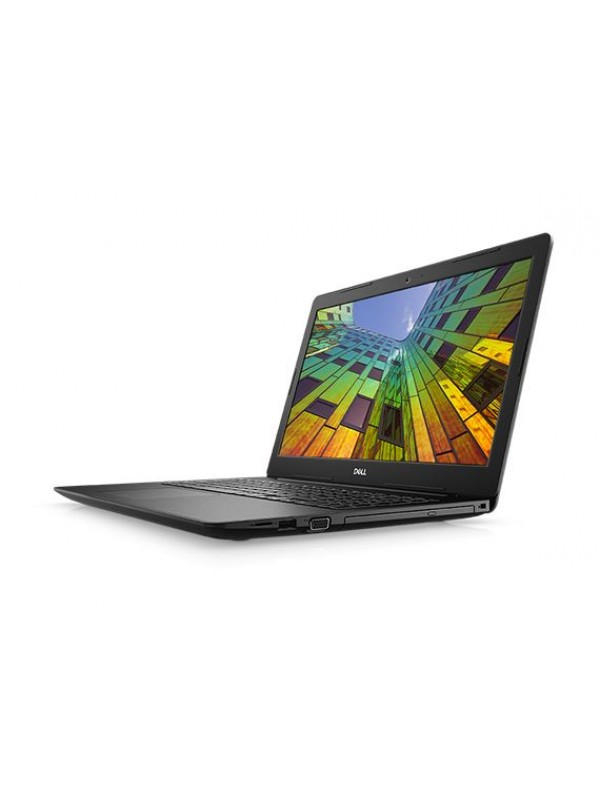 Vostro 3580: 8th Gen Intel Core i5-8265U Processor (6M Cache up to 3.90 GHz) 15.6-inch FHD (1920 x 1080) Anti-Glare LED-Backlit Non-touch Display 4GB 1x4GB DDR4 2666MHz 1TB 5400 rpm 2.5 SATA Hard Drive Tray load DVD Drive (Reads and Writes to DVD/CD) Inte