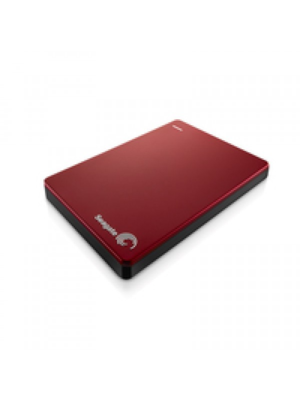 Seagate 2.0TB 2.5 Backup Plus Portable - Red - USB 3.0 - MAC & PC - Back Up and Protect Photos Videos and More - Automatically. Protect your data with easy flexible backups. Save photos automatically from your social networks. Share photos and videos to s