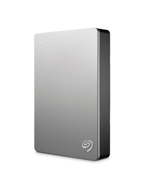 Seagate 5.0TB 2.5 Backup Plus Portable - SILVER - USB 3.0 - MAC & PC - Back Up and Protect Photos Videos and More - Automatically. Protect your data with easy flexible backups. Save photos automatically from your social networks. Share photos and videos t