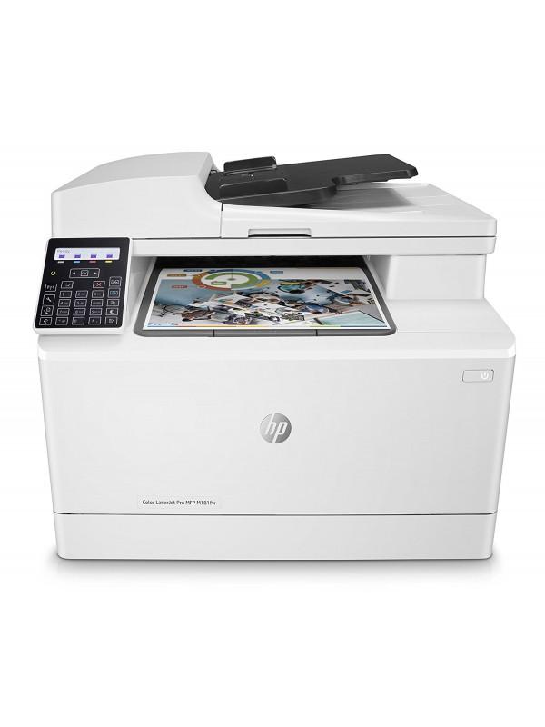 HP Colour LaserJet Pro MFP M181FW