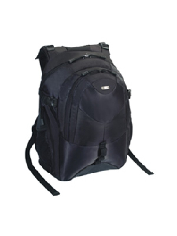 TARGUS - CAMPUS BACKPACK 15 - 16 BLACK