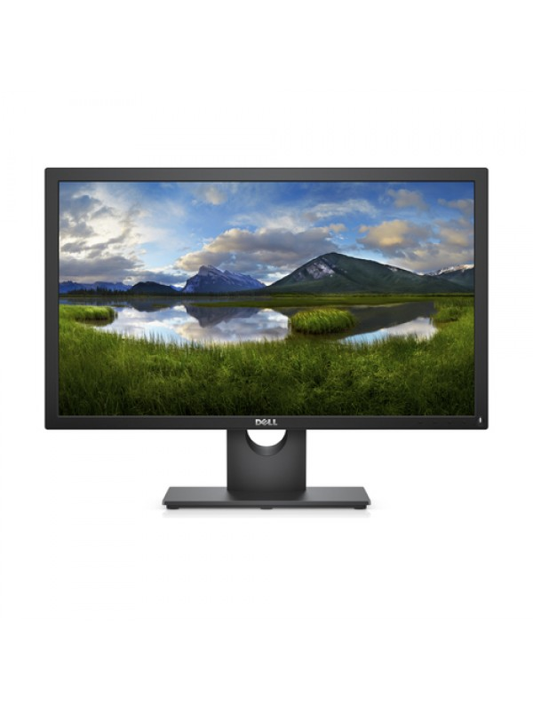 E2318H FHD Monitor (1920 x 1080) VGA DP - Tilt (DP Cable and VGA Cable included)