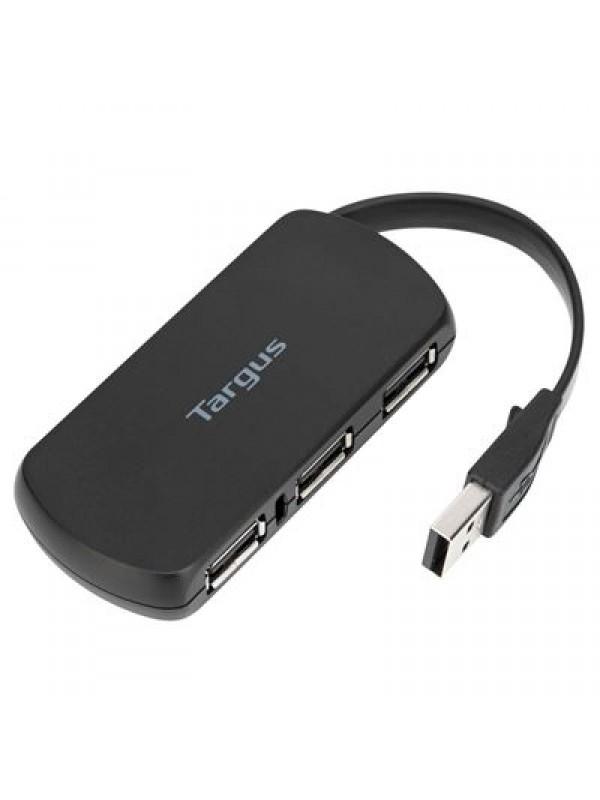 TARGUS - 4 PORT USB 2.0 NEW REPLACEMENT MODEL FOR ACH111EU