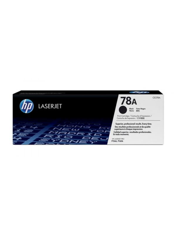 HP # 78A LASERJET P1566/P1606 BLACK PRINT CARTRIDGE.