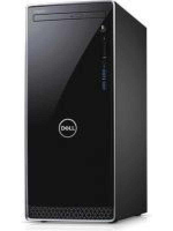 Inspiron 3671 MT: 9th Gen Intel Core i3-9100 Processor (6MB Cache up to 4.2 GHz) 8GB (1x8GB) DDR4 2400MHz UDIMM 1TB 7200 rpm SATA Hard Drive DVD-RW Drive (Reads and Writes to DVD/CD) Intel UHD Graphics 630 Dell Wireless 1707 Card (802.11BGN + Bluetooth 4.