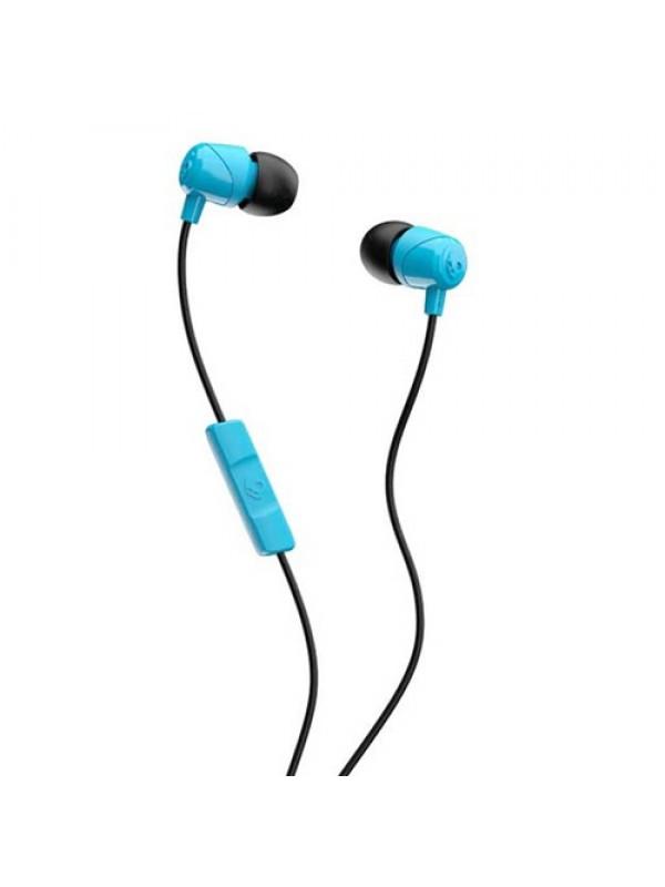 JIB IN EAR W/MIC 1 BLUE/BLACK/BLUE