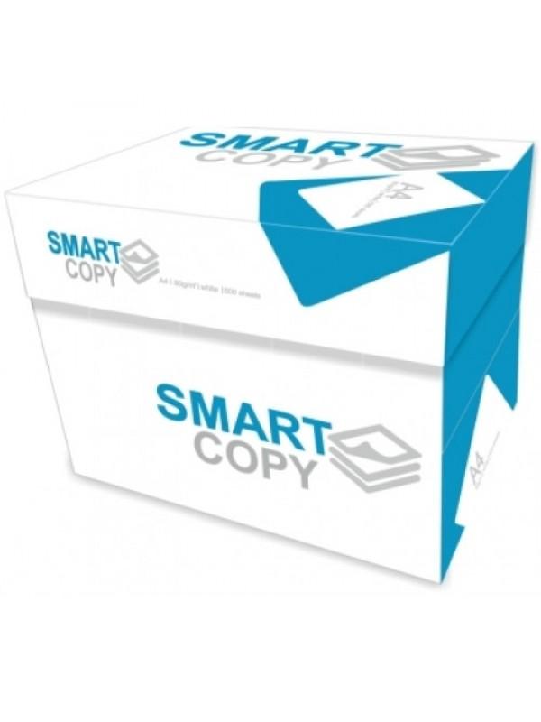 PAPER SMART COPY A4 (BOX OF 5 REAMS) WHITE 80GSM (500 SHEETS)