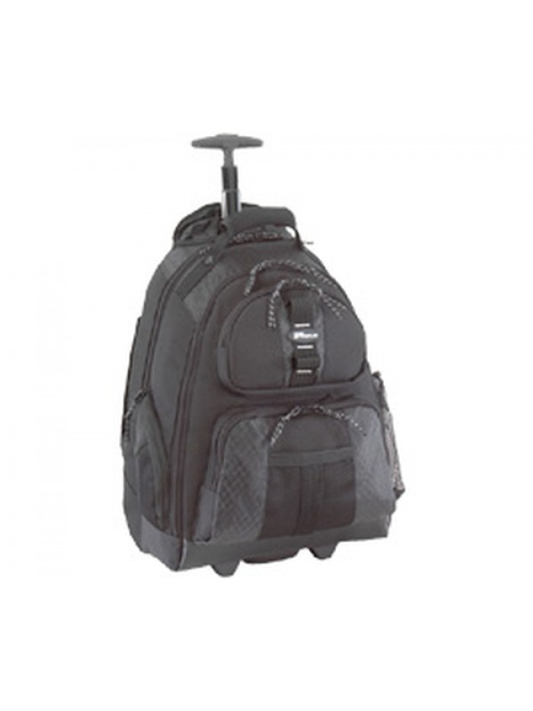 TARGUS - SPORT ROLLING 15 -15.6IN LAPTOP BACKPACK BLK
