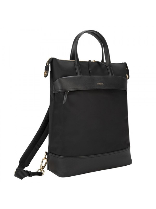 TARGUS - NEWPORT CONVERTIBLE15IN BACKPACK BLK